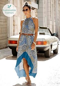 High Low Maxi Dress product image (F02001.BLPA_I)