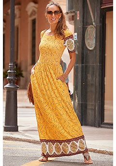 Scoop Neck Maxi Dress product image (F02015.YLMU.2)