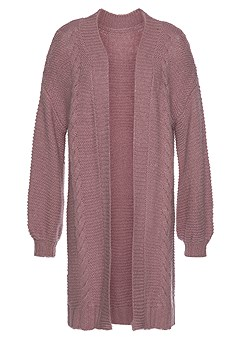 Long Knit Cardigan product image (F07010RSWH_3)