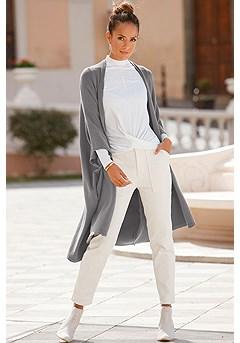 Oversized Cardigan product image (F07011.GYMO_1.F09018CR)