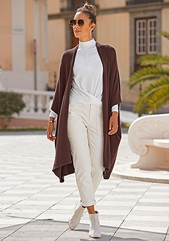 Oversized Cardigan product image (F07011CH)