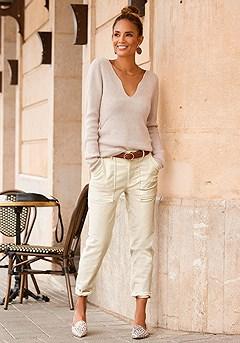Corduroy Pants product image (F09018CR)
