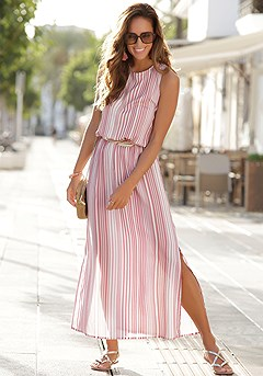Sleeveless Maxi Dress product image (RS_X30107MSTR)