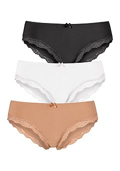 3 Pk Bikini Briefs product image (X06066MU_2)