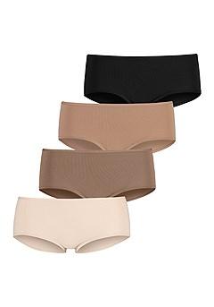 4 Pk Hipster Panties product image (X07071MU_1)