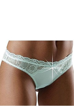 Lace Side Cheeky Panty product image (X08003-MINT_02)