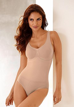 Cooling Shaping Bodysuit product image (X13002-NU_00)