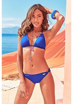 Ring Triangle Bikini Top, Ring Classic Bikini Bottom product image (X16203BL.X28414BL_1)