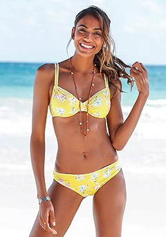 Trimmed Underwire Bikini Top product image (X24070-YLMU-001-S)