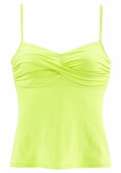 Twist Tankini Top, Classic Bikini Bottom product image (X26016-LN_00)