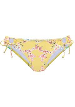 Trimmed Underwire Bikini Top, Loop Classic Bikini Bottom product image (X28118.YLMU.0001-S)