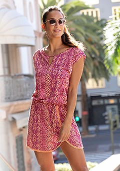Crochet Hem Dress product image (X29007.MUPR_1M)