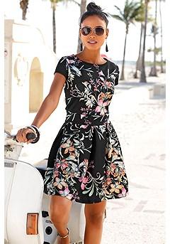 Swinging Mini Dress product image (X29088NVPR_1)