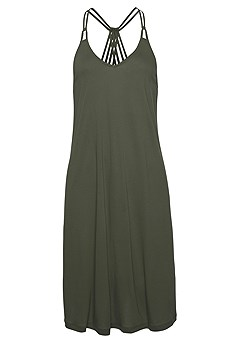 Strappy Low Back Dress product image (X29463OL_4)