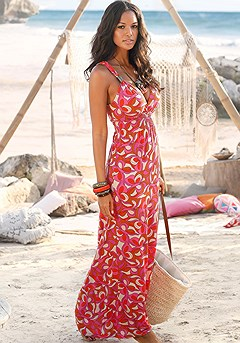 Sleeveless Maxi Dress product image (X30004-MU-00)