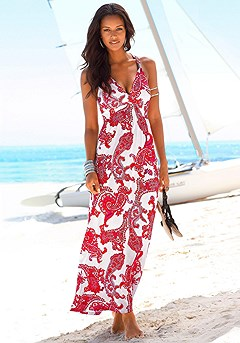 Sleeveless Maxi Dress product image (X30004_RDMU_00)