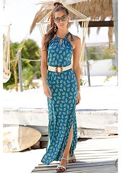 Print Maxi Dress product image (X30014TLPR_1)