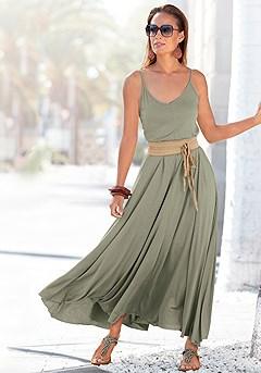 Flowy Maxi Dress product image (X30141KH_1)