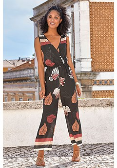 Patterned Jumpsuit product image (X31056MUPR_1)
