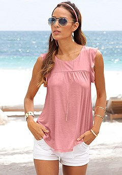 Sleeveless Top product image (X33052.PC.PK)