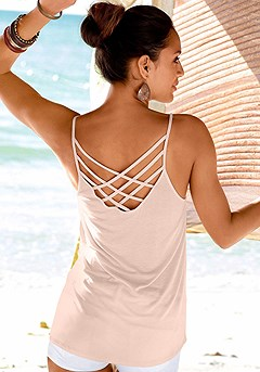 Strappy Back Tank Top product image (X33072-RS-01)