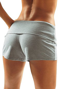 Flip Waistband Shorts product image (X37003-GYMO_00)