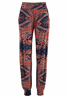 Patterned Pants product image (X38012-NVRD_01)
