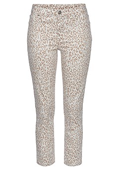 Skinny Leg Cropped Pants product image (X38041WHPR_2)