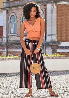 Striped Culottes product image (X38189MSTR_1)