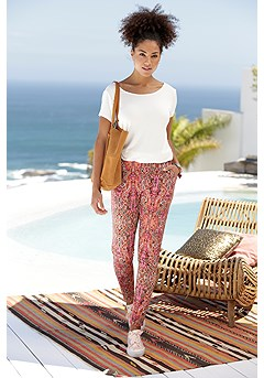 Boho Print Casual Pants product image (X38198MUPR_1)