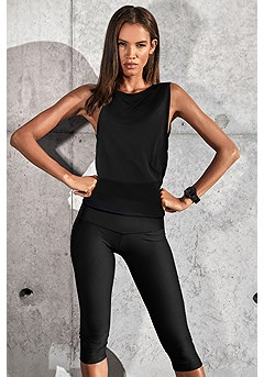 Sleeveless Workout Top product image (X45052BK_X56033BK_1)