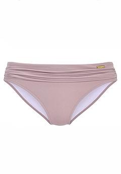 Ruched Bandeau Bikini Top, Ruched Waist Bikini Bottom product image (X58016.ODRS.X59016.ODRS.P)