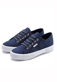 Classic Canvas Sneaker product image (X60007-NV-000)