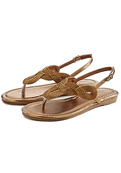 Braided Sandals product image (X60018.BRZE_1M)