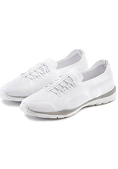 Slip On Sneakers product image (X60057WH_3)