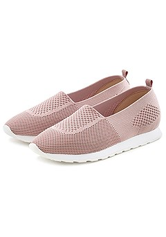 Textured Slip On Sneakers product image (X60059RS_2)