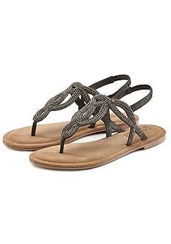 Embellished Sandals product image (X60063DG_1)