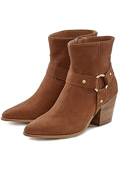 Biker Ankle Boots product image (X60134CG_2)