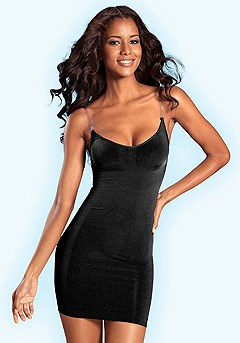 Seamless Shaping Dress product image (X61001-BK-01)
