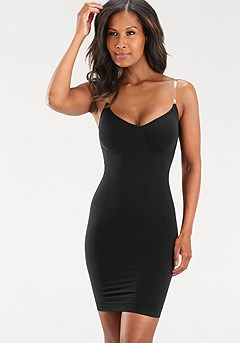 Seamless Shaping Dress product image (X61001.BK.P10)
