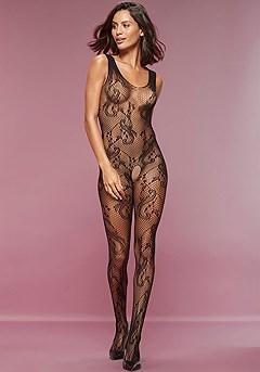Lace Bodysuit product image (X62022BK_1)