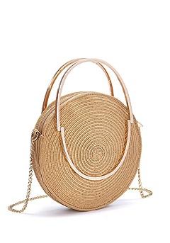 Chic Round Handbag product image (X63002-NA-00)