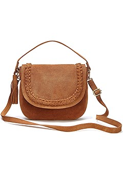 Braided Leather Bag product image (X63007-CG-00-S)