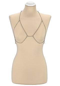 Body Chain Bra Top product image (X63008-SL-001-S)