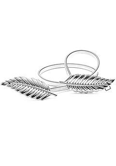 Leaf Waist Belt product image (X63016SL_3)