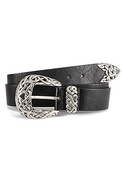 Decorative Buckle Belt product image (X63017.BK)