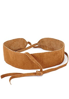 WIDE SUEDE BELT product image (X63059.CG_1)